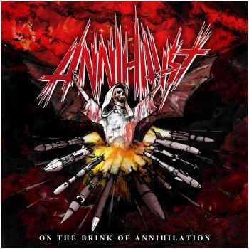 Annihilust - On The Brink Of Annihilation [ep] (2016)