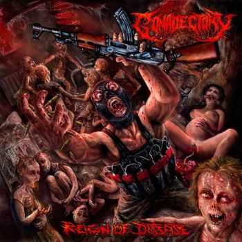 Gonadectomy - Reign Of Disease (2015) (LOSSLESS)