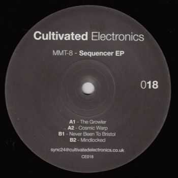 MMT-8 - Sequencer EP (2016)