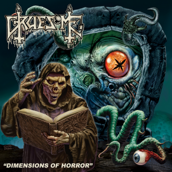 Gruesome - Dimensions Of Horror [EP] (2016)