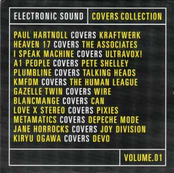 VA - Electronic Sound Covers Collection Vol.1 (2016)