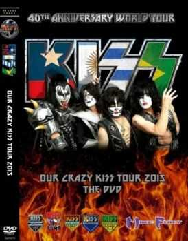 Kiss - Our Crazy Kiss Tour 2015 The DVD-2016 (DVD9)
