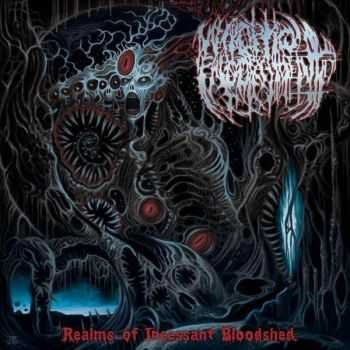 Necroptic Engorgement - Realms Of Incessant Bloodshed [EP] (2016)