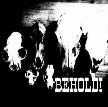 Behold! - s/t [EP] (2016)