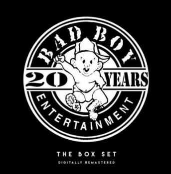 VA - Bad Boy 20th Anniversary Box Set Edition (5 CD) (2016)