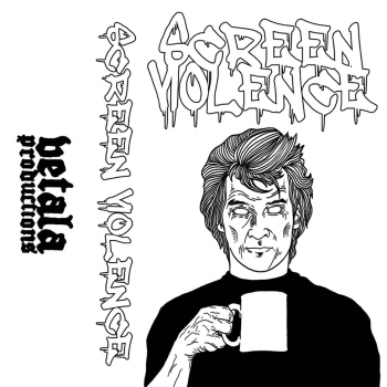 Screen Violence - S/T [ep] (2016)