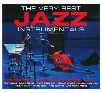 VA - The Very Best Jazz Instrumentals (3 CD Box Set 2015)