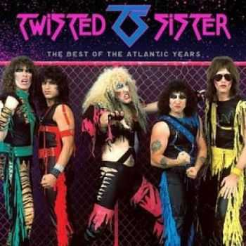 Twisted Sister – The Best Of The Atlantic Years (2016)