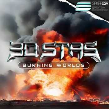3D Stas - Burning Worlds (2016)