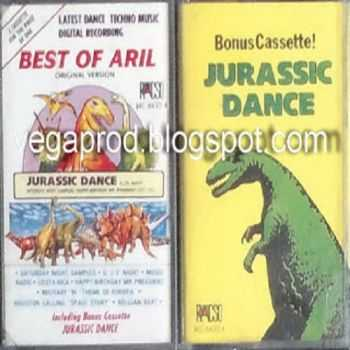 Best Of Aril - Jurassic Dance (Bonus Cassette) (1993)