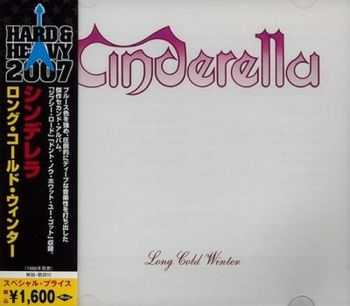 Cinderella - Long Cold Winter (1988) (Japanese Edition 2007) Mp3+Lossless