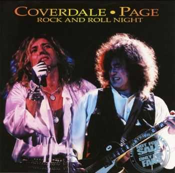Coverdale/Page - Rock And Roll Night (1993)