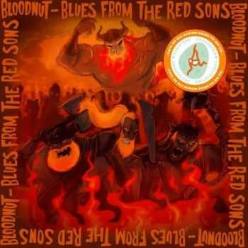 Bloodnut - Blues from the Red Sons (2016)