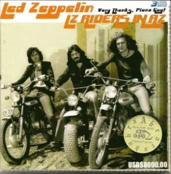 Led Zeppelin - Lz Riders In Az (1972)