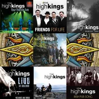 The High Kings - Discography (2008-2016)