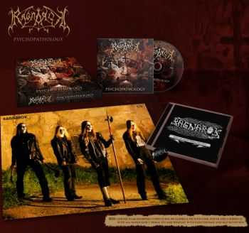Ragnarok - Psychopathology 1994-2016: Collection Of The History (2CD Boxed Set, Limited Edition) (2016)