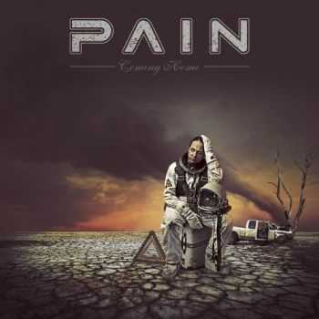 Pain - Coming Home (Digibook Edition) (2016)