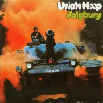 Uriah Heep - Salisbury (1971) (2005 Expanded Deluxe Edition) Mp3+Lossless