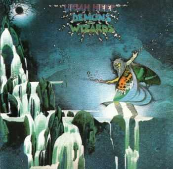 Uriah Heep - Demons And Wizards (1972) (2005 Expanded Deluxe Edition) Mp3+Lossless