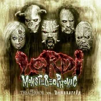 Lordi - Monstereophonic (Theaterror vs. Demonarchy) (2016)