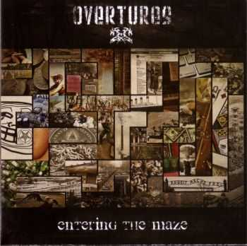 Overtures - Entering The Maze (2013) (LOSSLESS)