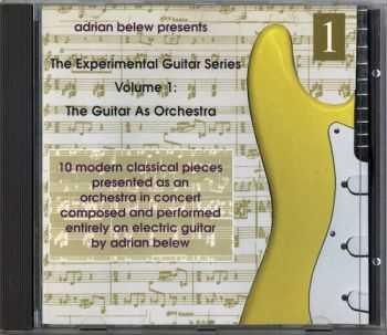 Adrian Belew - The Guitar As Orchestra (1995) Lossless