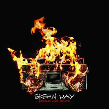 Green Day - Revolution Radio (Japanese Edition) (2016)