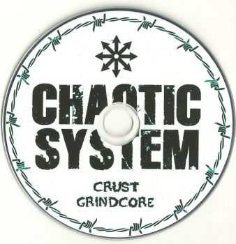 Chaotic System - Chaotic System [ep] (2016)