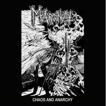 Marginal - Chaos And Anarchy (2015)