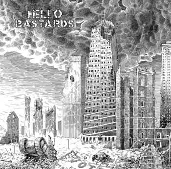 Hello Bastards - S/T (2014)