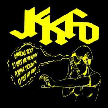 JKKFO (The Jim Kelly Kung Fu Orchestra) - Positive Thoughts To Free My Mind [ep] (2016)