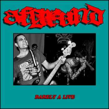 AFGRUND - Barely a live (2015)