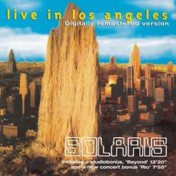 Solaris - Live In Los Angeles [Reissue 2000] (1996)