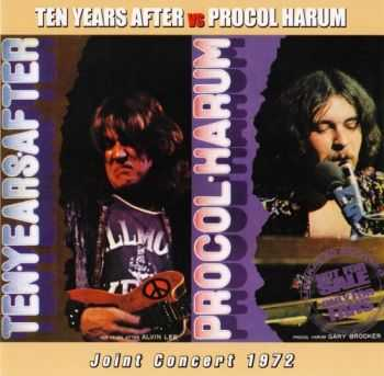 Ten Years After vs Procol Harum - Joint Concert (1972)