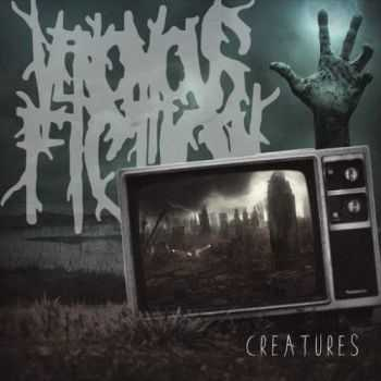 Venomous Fiction - Creatures (2016)