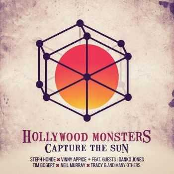Hollywood Monsters - Capture The Sun (2016)