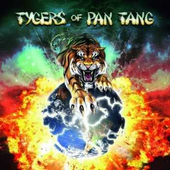 Tygers of Pan Tang - Tygers of Pan Tang (2016)