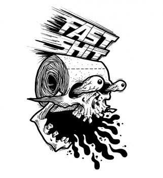 Fast Shit - Fast Shit [ep] (2016)