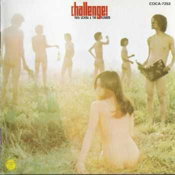 Yuya Uchida & The Flowers - Challenge! 1969 (Reissue 1991)