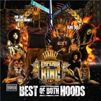 Pop Da Brown Hornet & King Just - Best Of Both Hoods (2016)