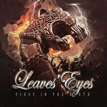 Leaves' Eyes - Fires in the North (EP) (2016)