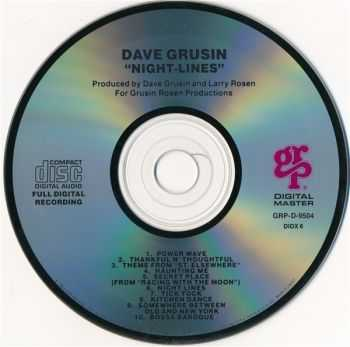 Dave Grusin - Night-Lines (1984)