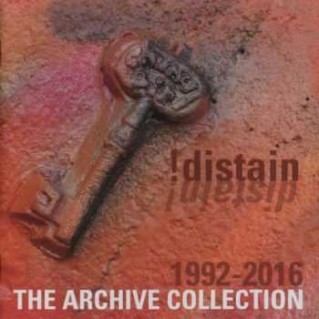 !Distain - The Archive Collection 1992-2016 (2016)