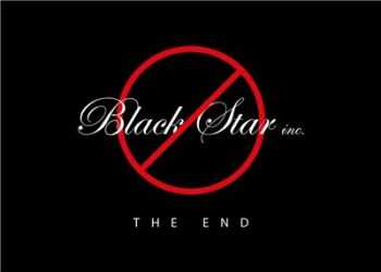 Black Star Inc. - The End (2016)