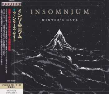 Insomnium - Winter's Gate (Japanese Edition) (2016)