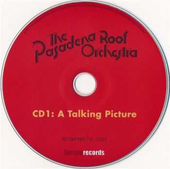 Pasadena Roof Orchestra - A Talking Picture / Night Out (Two Original Classics) (1978/ 1979) [2015]