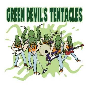 Green Devil's Tentacles - s/t [EP] (2016)