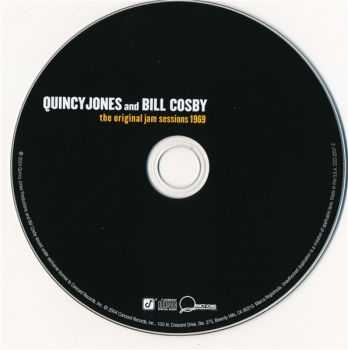 Quincy Jones and Bill Cosby - The Original Jam Session 1969 (2004)