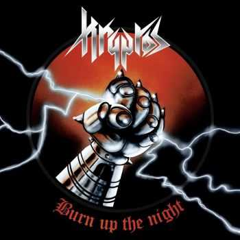 Kryptos - Burn Up The Night (2016)