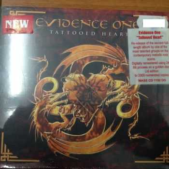 Evidence One - Tattooed Heart (2004) (Reissued 2008)